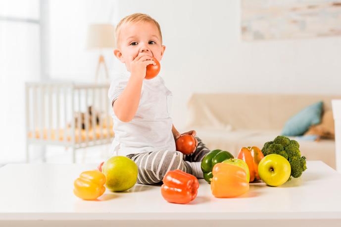 Wyżywienie – zasady wyżywienia w naszych placówkach